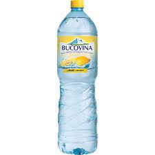 Apa fructata de lamaie 1.5L Bucovina