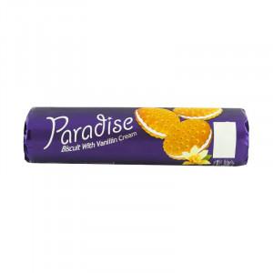 Biscuiti cu crema de vanilie 150g Paradise