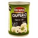 Conserva ciuperci feliate Olympia 360g