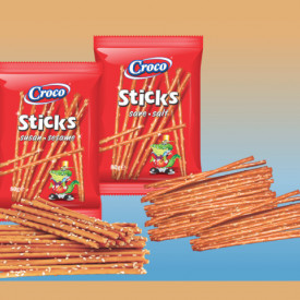 Croco – sticks sare, susan – 80 g