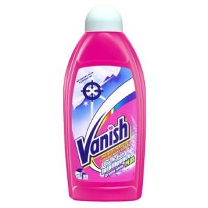 Detergent lichid pentru perdele Vanish, 500 ml