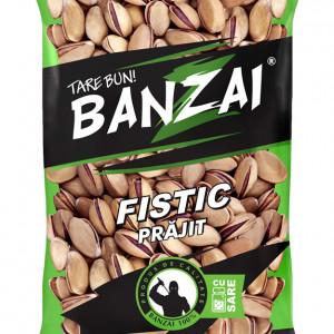 Fistic prăjit Banzai 60g