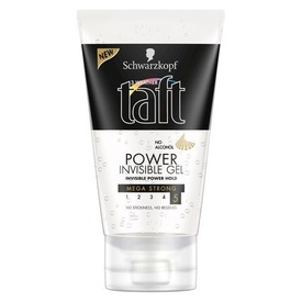 Gel Taft Power Invisible, 150 ml