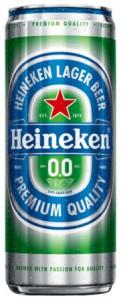 Heineken 0.0 Beer - 0.5 l