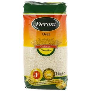 Orez camolino 1kg Deroni - Calitatea I