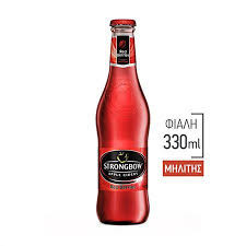 Bere rosie Strongbow Red Berries, 4.5% alc., 0.33L, Anglia