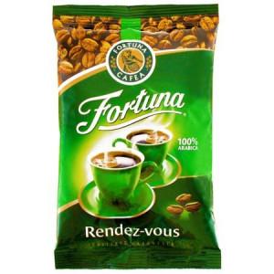 Cafea macinata si prajita Rendez Vous 100g Fortuna