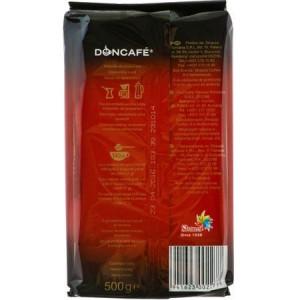 Cafea prajita si macinata Elita 500g Doncafe