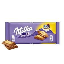 Ciocolata Milka 87g Sandwich Tuc