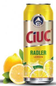 Ciuc Radler Lemon bere doza 500ml