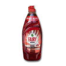 Fairy Extra+ Fructe de padure rosii 650 ml