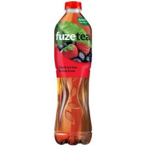 Ice Tea Fructe de padure PET 1.5 L Fuzetea