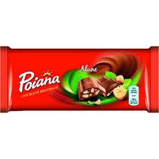 Poiana. Ciocolata cu alune 90g