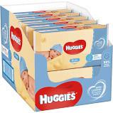 Set Servetele umede Huggies Pure 56 buc