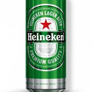 Bere blonda Heineken 0.5L