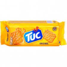 Biscuiti sarati Original 100g Tuc