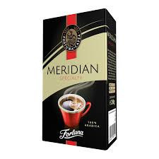 Cafea macinata Fortuna Meridian Speciality 100%, 250 g
