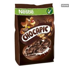 Cereale cu gust de ciocolata Chocapic 250g Nestle