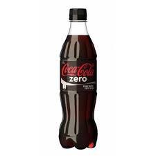 Coca - Cola Zero Zahar 0,5L