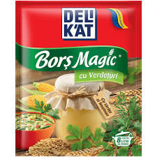 DELIKAT BORS MAGIC VERDETURI 65G