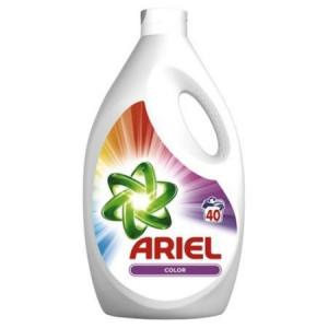 Detergent automat lichid ARIEL Color, 2.6 l