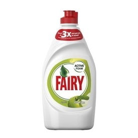 Detergent vase Fairy Apple 400ml
