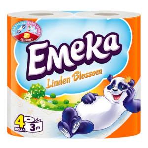 Hartie Igienica Emeka Melon Dream, 4 Role