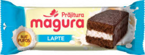Magura. Prajitura cu crema de lapte 35g