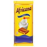 AFRICANA CIOCOLATA LAPTE 90G