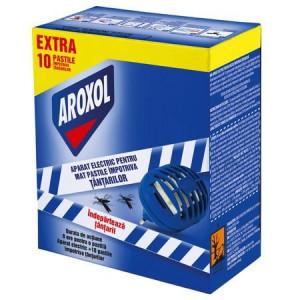 Aparat electric Aroxol pentru pastile impotriva tantarilor