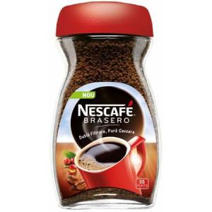 Cafea instant NESCAFE Brasero Original 55 portii Brasero 100 g Nescafe