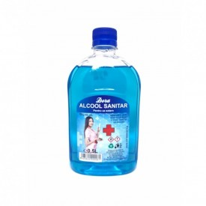 DORA ALCOOL SANITAR 70 % 500 ML