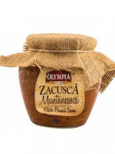 OLYMPIA ZACUSCA MUNTENEASCA TRAD. 550G
