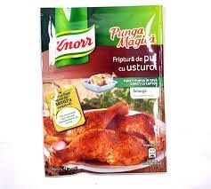 Punga magica pentru friptura de pui cu ierburi 25g Knorr
