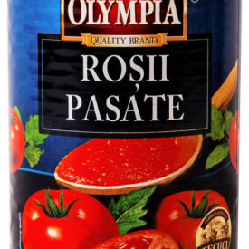 Rosii pasate 390g Olympia
