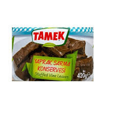 Sarmale de post in vita de vie Tamek 400 g