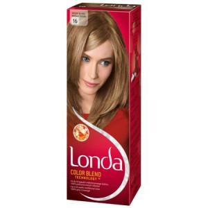 Vopsea de par crema Londa Color 16 Medium Blonde 110ml
