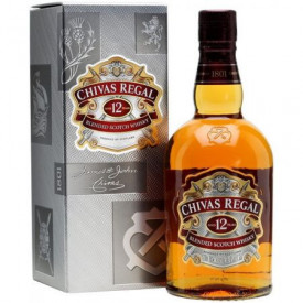 Whisky Chivas Regal 12 Ani 100cl/40%