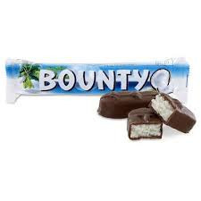 Baton de ciocolata cu cocos 57g Bounty
