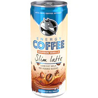 Bautura energizanta Coffee Slim Latte Energy 250ml Hell
