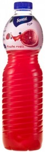 Bautura racoritoare de fructe rosii Santal Top 1.5L