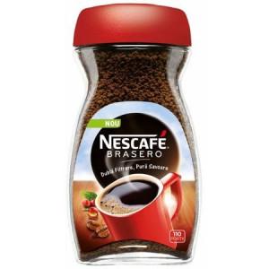 Cafea instant NESCAFE Brasero Original 110 portii Brasero 200g Nescafe