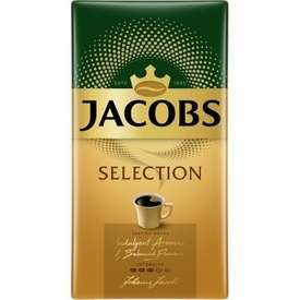 Cafea macinata Selection 500g Jacobs