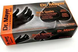Dr.Mayer, Manusi examinare nitril negre marimea L