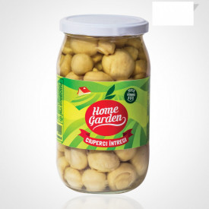 Home Garden H.G .Ciuperci intregi la borcan 800ml
