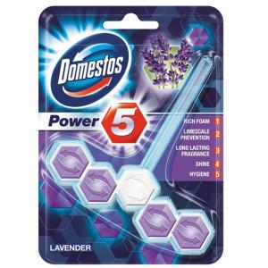 Odorizant toaleta Domestos Power 5 Lime 55G