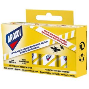Role Aroxol adezive impotriva mustelor