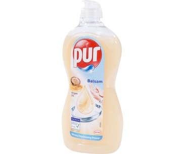 Detergent de vase Pur Duo Power Lemon, 0.45 l
