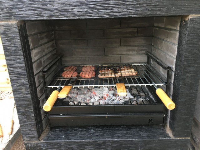 barbecue contemporain ext rieur av20m