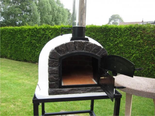 four pizza et bois famosi 90 cm. Black Bedroom Furniture Sets. Home Design Ideas